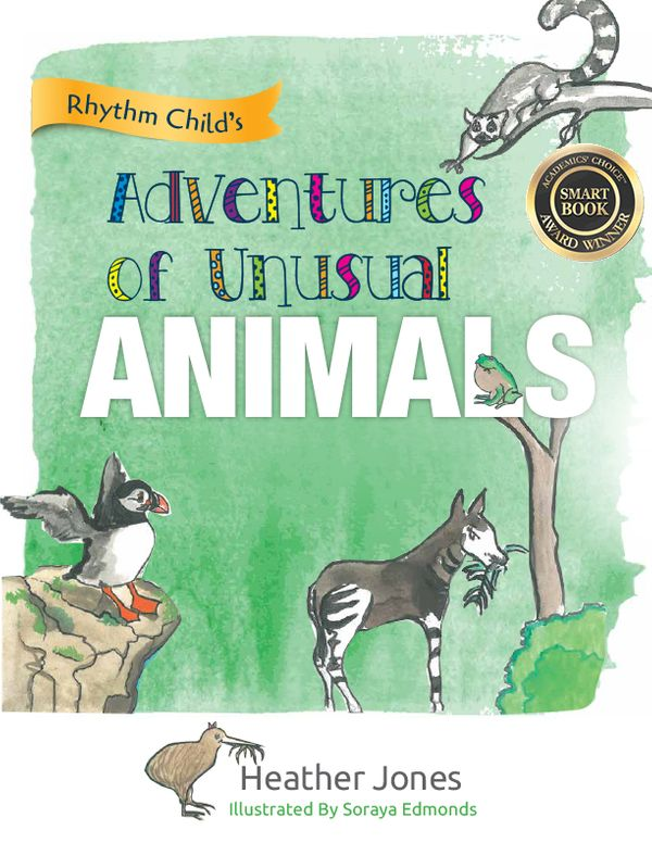 Adventures of Unusual Animals Cover.jpg