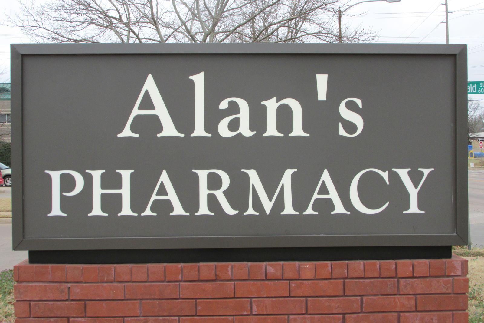 Alan's Pharmacy Outdoor Sign.jpeg