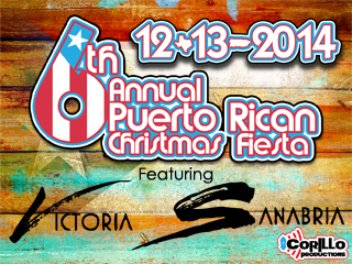 6TH Puerto Rican Christmas Fiesta