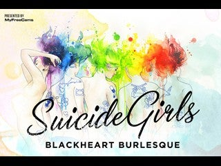 SuicideGirls: Blackheart Burlesque