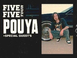 Pouya – The FIVE FIVE Tour