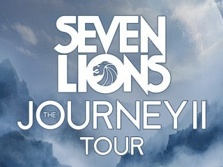 Seven Lions: The Journey 2 Tour