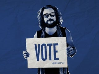 Headcount Presents: The Future is Voting Tour featuring Jim James
