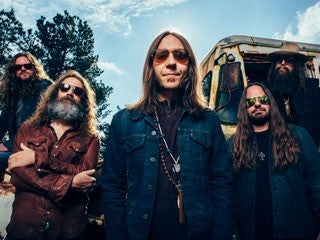 BLACKBERRY SMOKE, Find A Light Tour