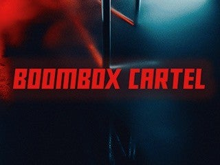 Boombox Cartel: The Cell Tour