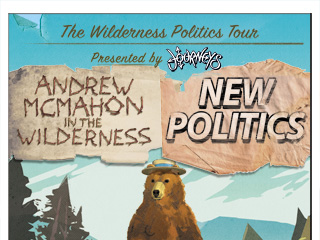 The Wilderness Politics Tour presented by Journeys