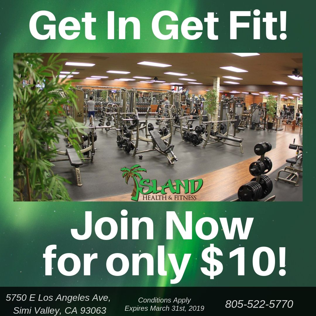 Island Health & Fitness is now offering all unified Simi Valley School District Employees a special corporate rate!.jpg