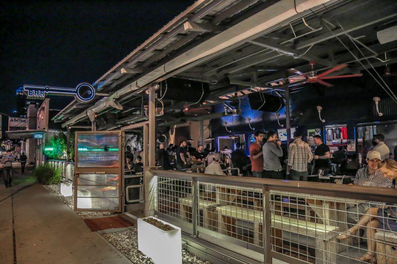 Key Bar Austin