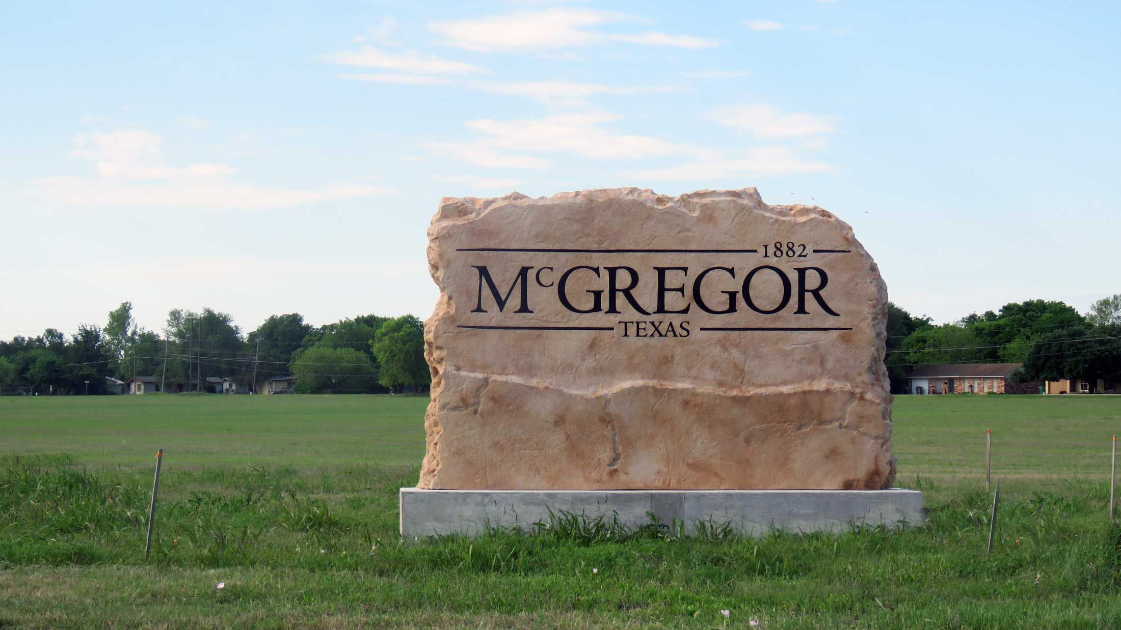 City of McGregor