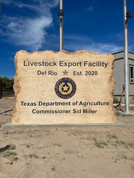 Livestock Export Facility