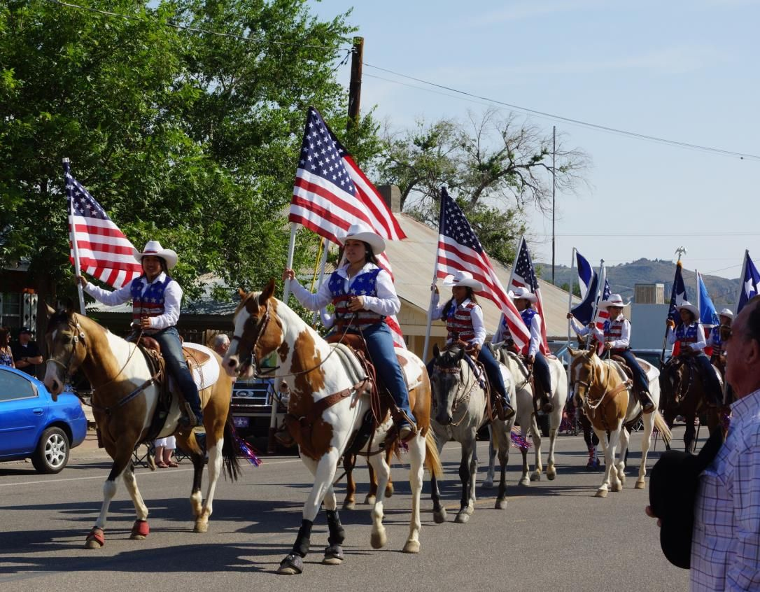 4th of July in Fort Davis