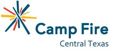 Camp Fire Central Texas Logo