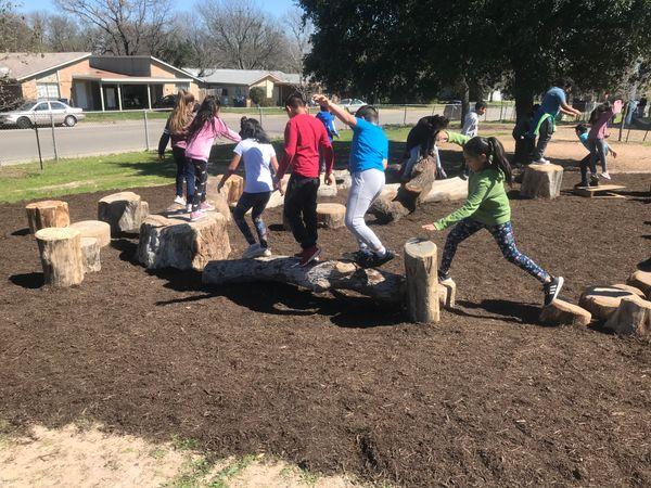 Barrington Elementary Green School Park