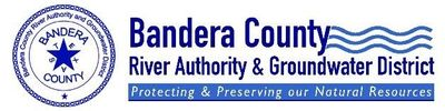 Bandera County River Authority and Groundwater District Logo