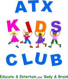 ATX Kids Club Logo