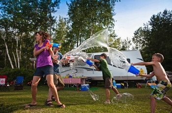 15 Family Fun Places To Camp In Texas