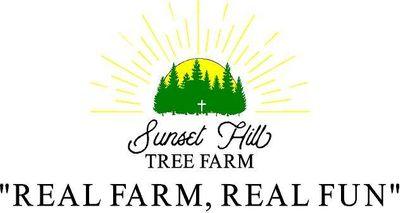 Sunset Hill Tree Farm Logo
