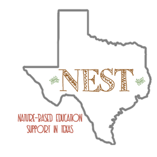 Nature-Based Education Support in Texas Logo