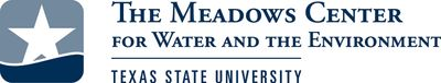 The Meadows Center for Water and the Environment Logo
