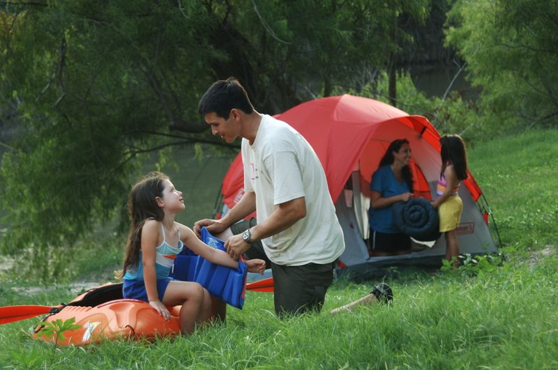15 Family Fun Places to Camp in Texas - Texas Children in Nature