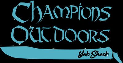 Champions Outdoors Logo