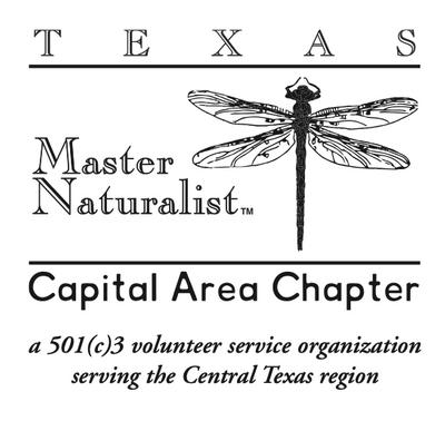 Capital Area Master Naturalists Logo