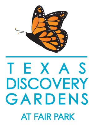 Texas Discovery Gardens Logo