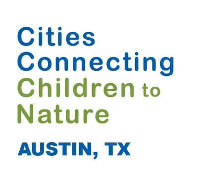 Cities Connecting Children to Nature Austin Logo