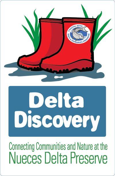 Nueces Delta Discovery Program Logo