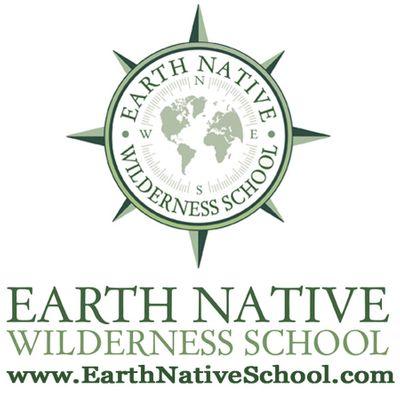 Earth Native Wilderness School Logo