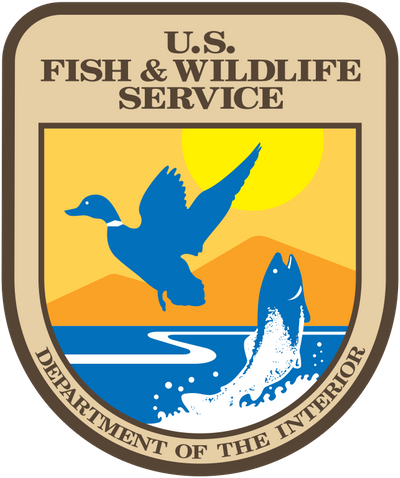 Logo for U.S. Fish and Wildlife Service