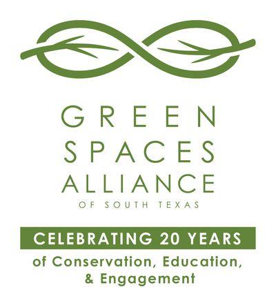 Green Spaces Alliance of South Texas Logo
