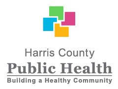 Harris County Public Health Logo