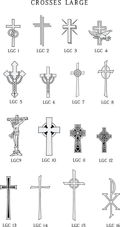 Crosses Large