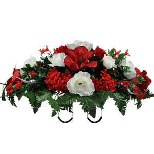 Saddle SD1407-Red-amaryllis-white-rose-mix.png