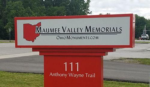 Maumee Valley Memorials