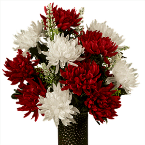 Small Bouquet SM1914-Red-and-White-Mums.png