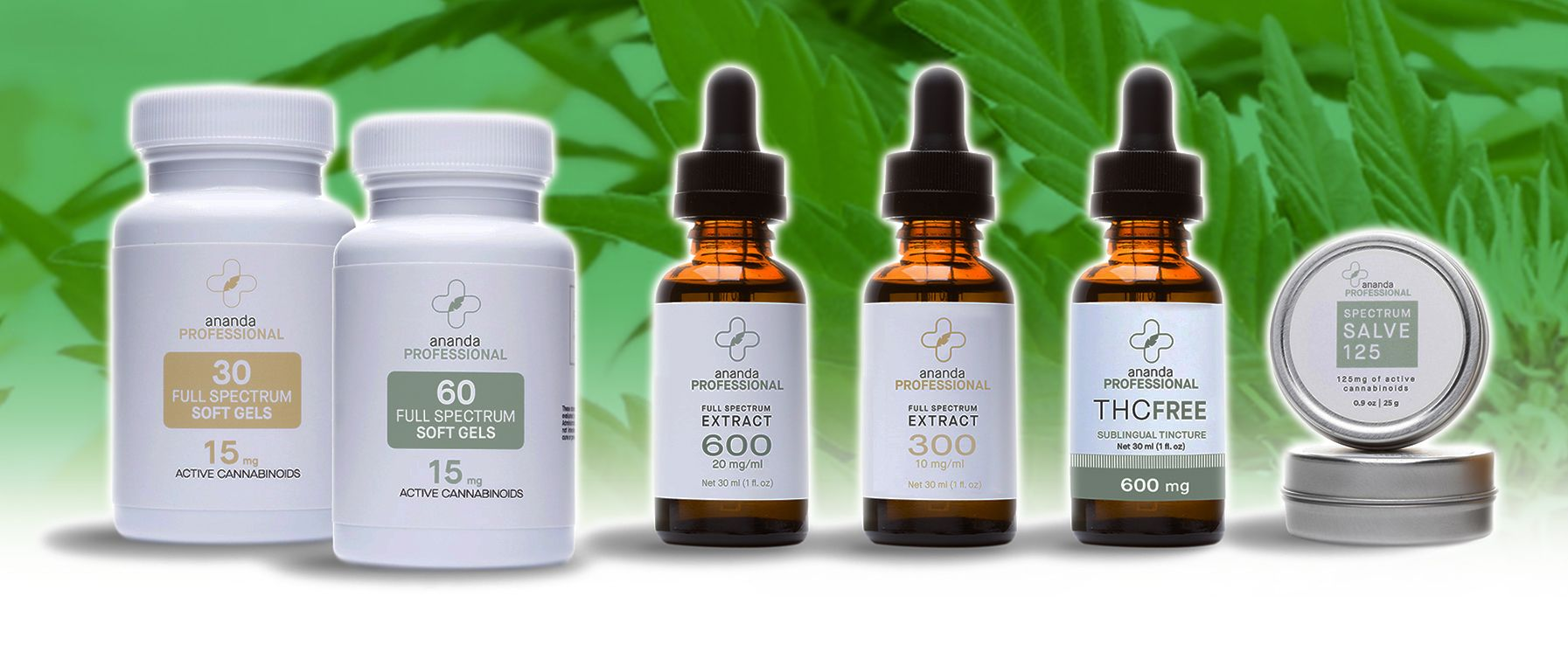 CBD Oil by Ananda Professional Now Available