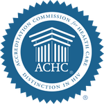 ACHC Distinction in HIV Seal.png