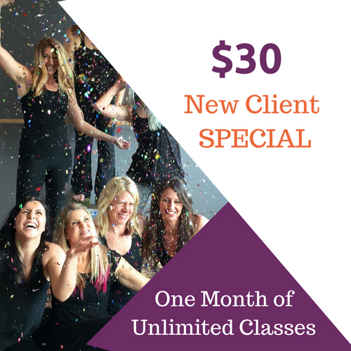 Mojo Fit Studios New Client Special