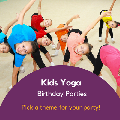 Mojo Fit Studios Kids yoga