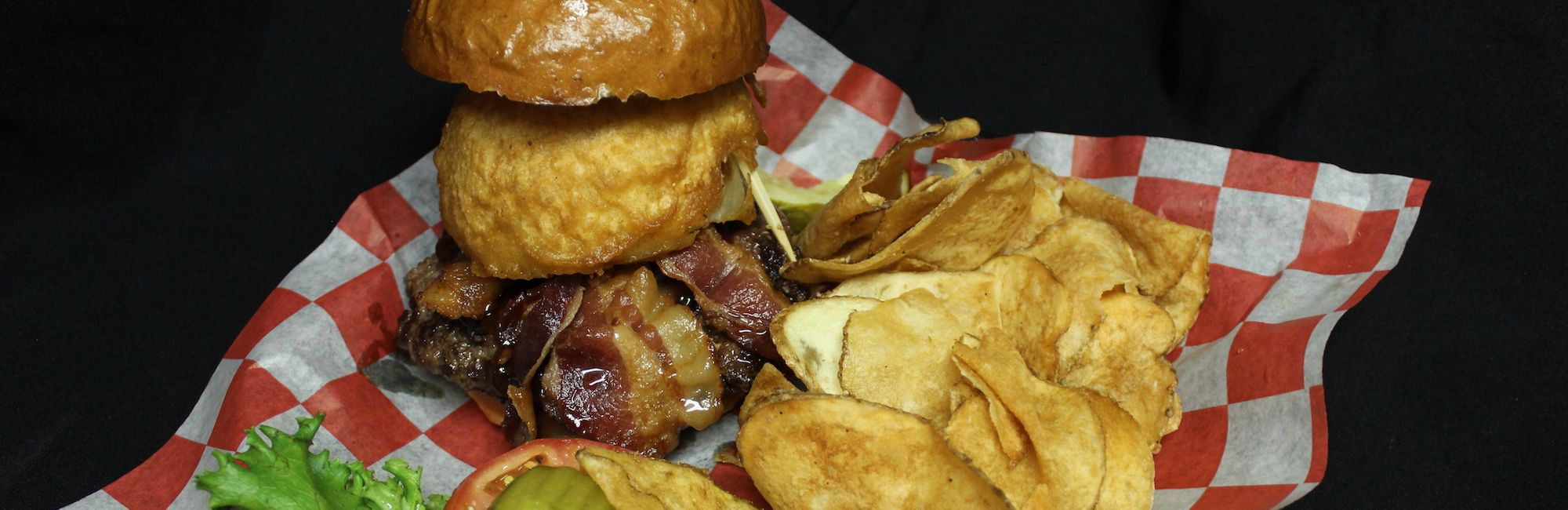 Beckett's Burger Bar - The Best Place for Burgers in Bowling Green & Now Delivered to Your Door!