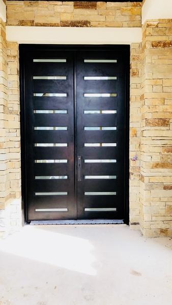 Allen - Double Door & Allen - Double Door - Durango Doors