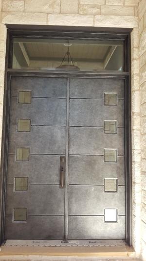 Contemporary-Double Door-Transom.jpg