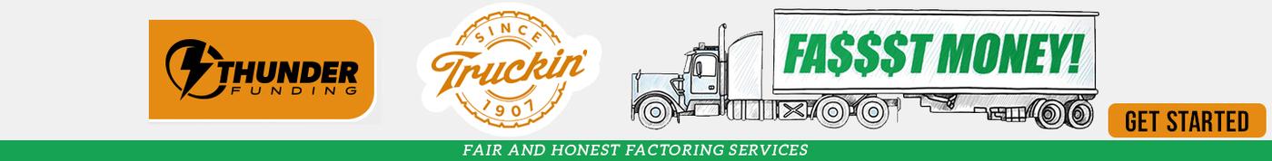 Thunder Funding Freight Factoring