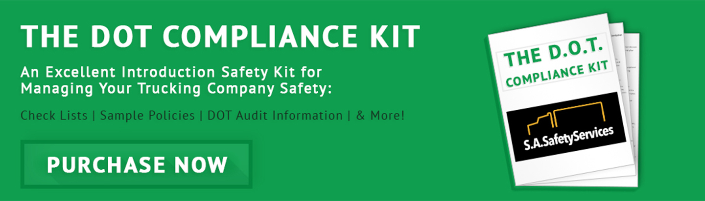 DOT Compliance Kit