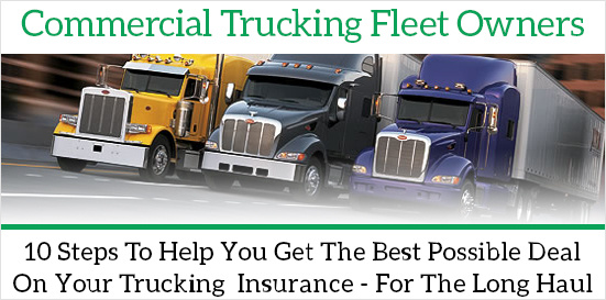 Commercial Trucking Fleet Owners