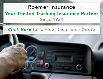 Commercial Trucking Fleet Insurance Quote