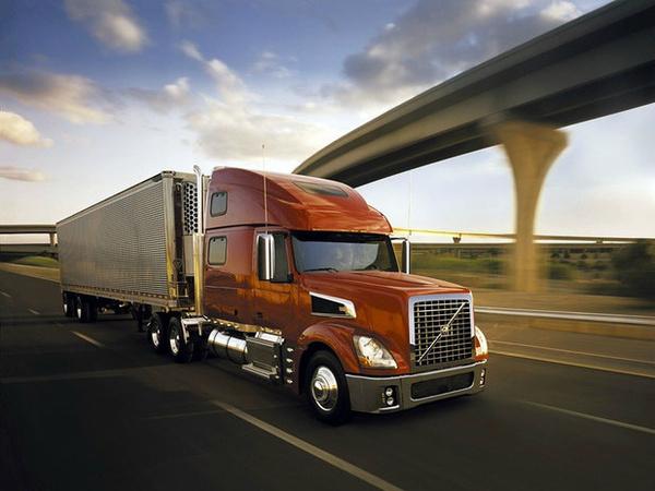 Semi Truck Transportation