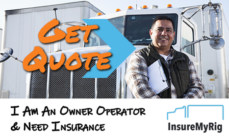 Owner Operator Get a Quote
